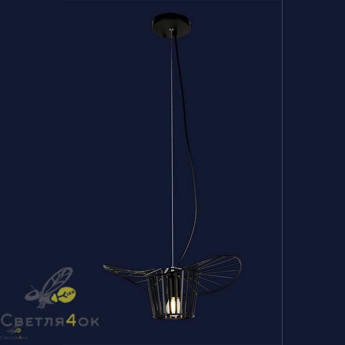 Светильник Лофт 756PRD400-1 BK