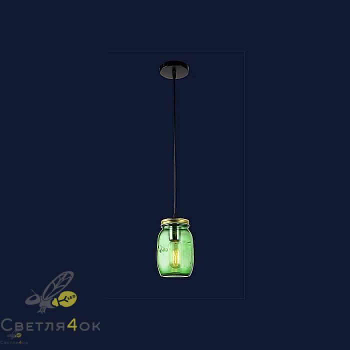 Светильник 758865-1 GREEN