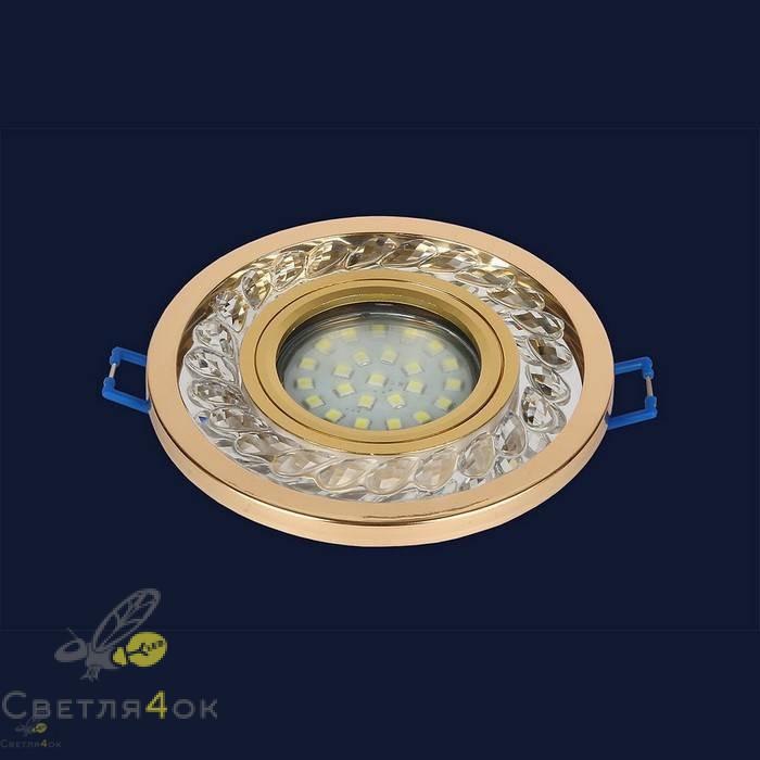 Врезной светильник 716MKD-C21 GD