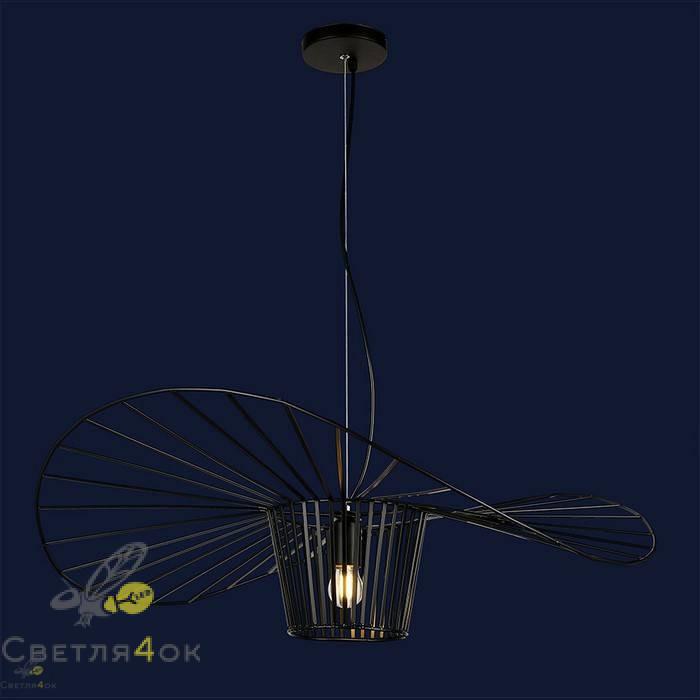 Светильник Лофт 756PRD800-1 BK
