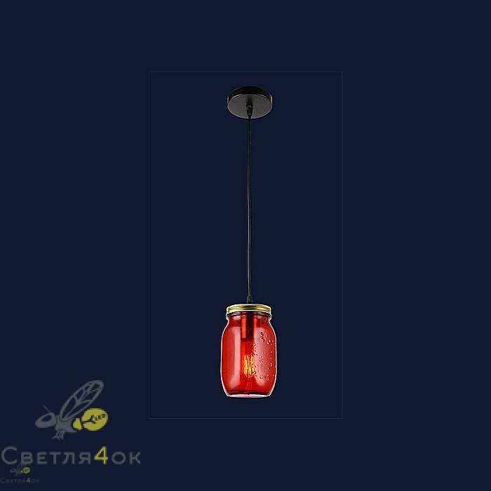 Светильник 758865-1 RED