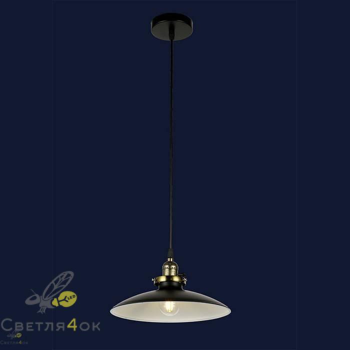 Светильник Лофт 756PRD0031-1 BK