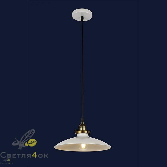 Светильник Лофт 756PRD0031-1 WH