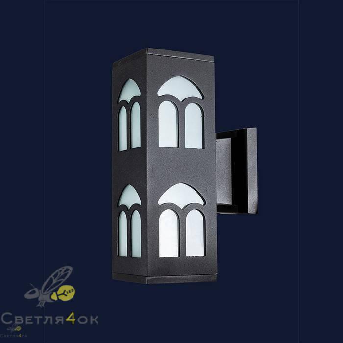 Светильник уличный 767L5178-WL-2 BK