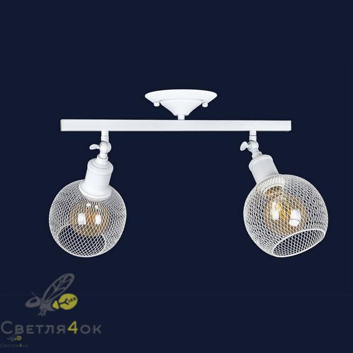 Светильник 907X011F-2 WH