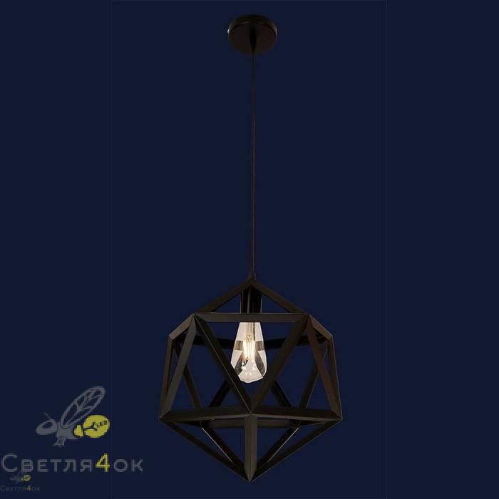 Светильник Лофт 909XL1005-1 BK