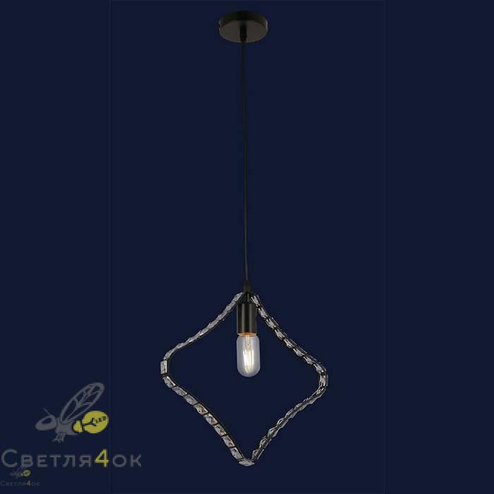 Светильник Лофт 761LX01-1 BK