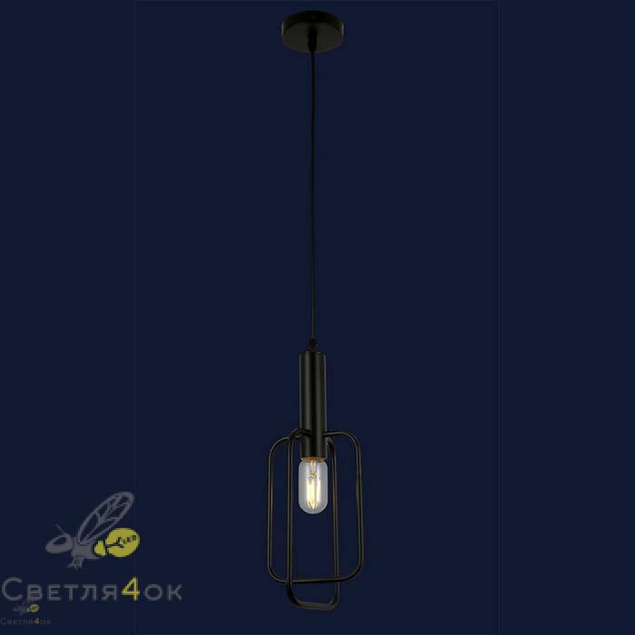 Светильник Лофт 761TY01-1 BK