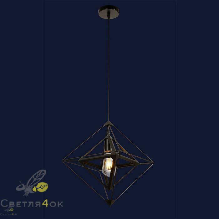 Светильник Лофт 7529705-1 BK