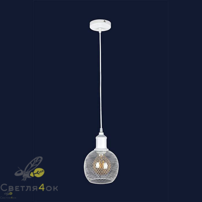Светильник 907011F-1 WH
