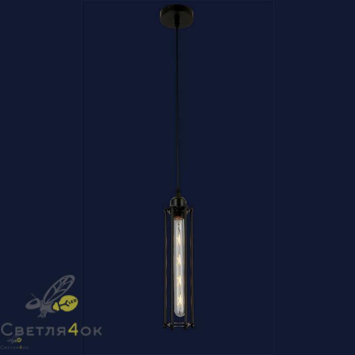 Светильник Лофт 761ZT01-1 BK