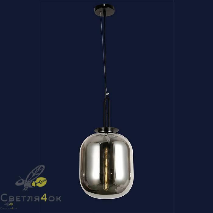 Люстра Лофт 909XL3008-1 BK