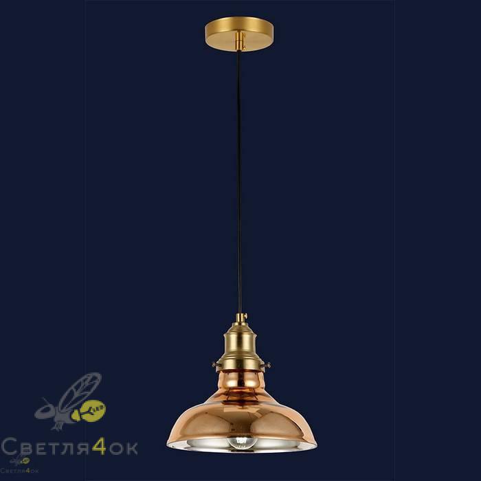 Светильник подвесной лофт 91601-1 RGD