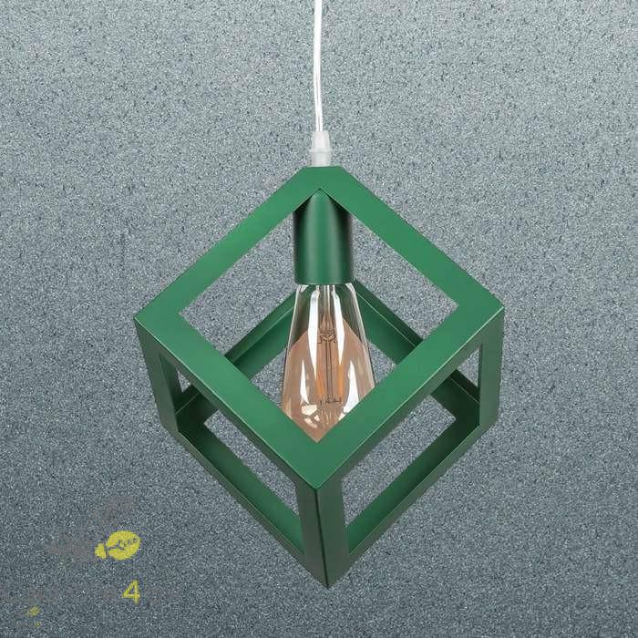 Светильник Лофт 756PR160-1 GREEN