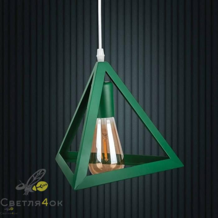 Светильник Лофт 756PR220-1 GREEN