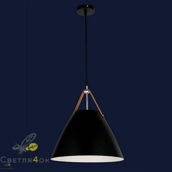 Светильник Лофт 910646-1 BK