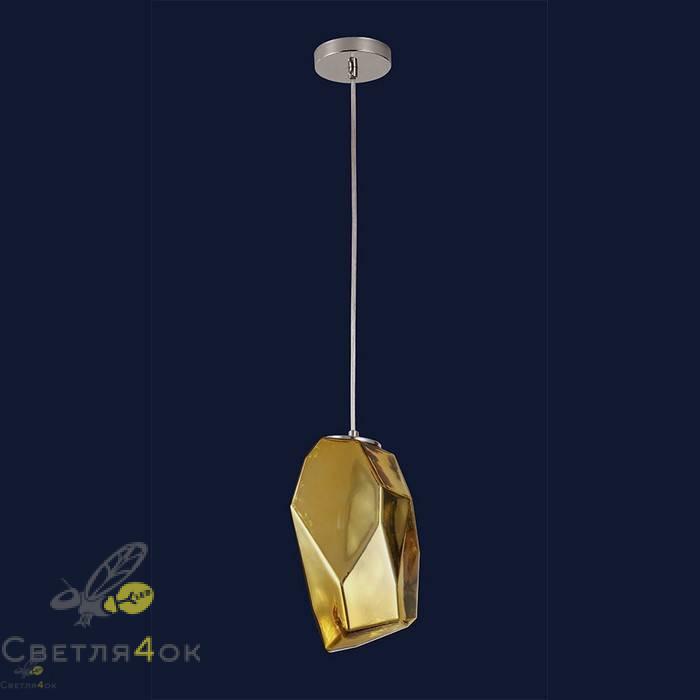 Светильник подвесной лофт 91603-1 GD