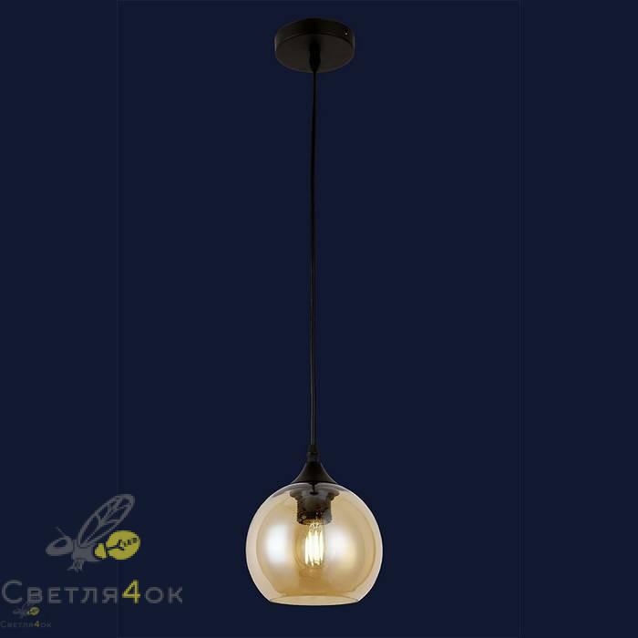 Светильник подвесной лофт 91605-1 BR