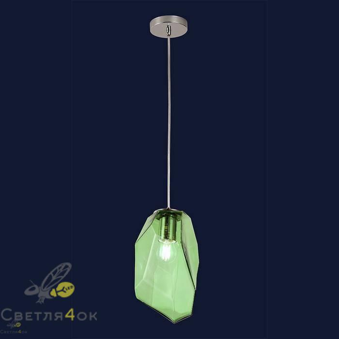 Светильник подвесной лофт 91603-1 GR