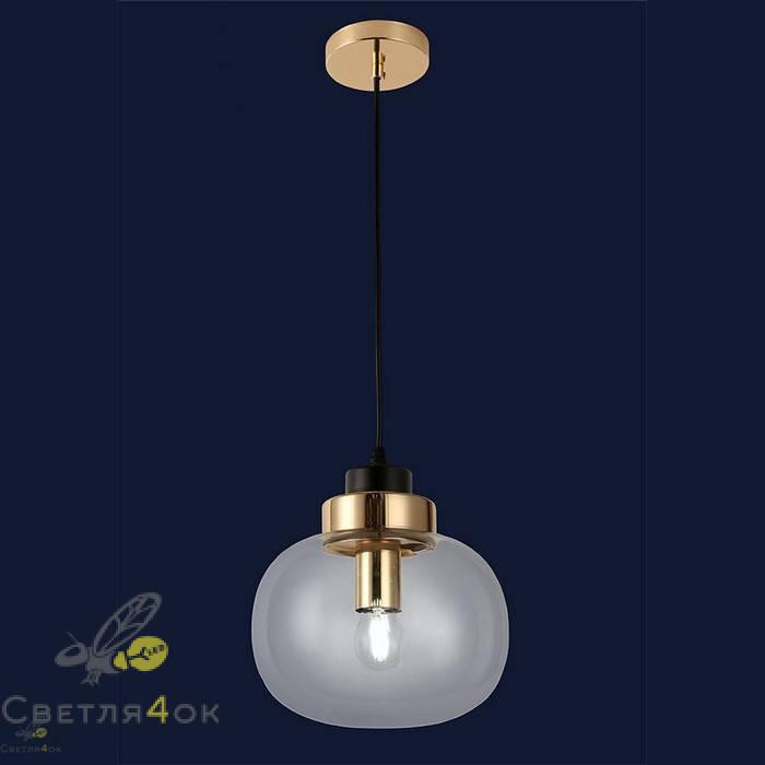 Светильник подвесной лофт 91619-1 CL