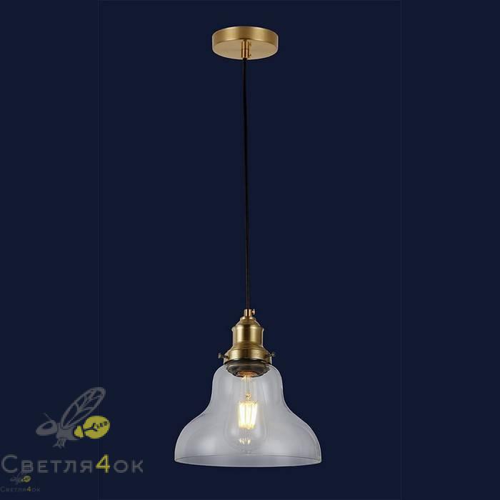 Светильник подвесной лофт 91602-1 CL
