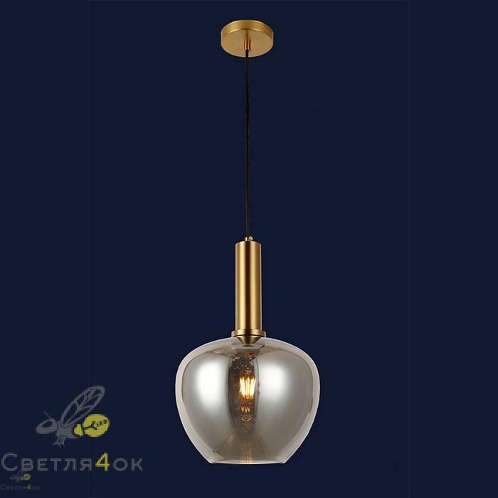 Светильник подвесной лофт 91625-1 BK