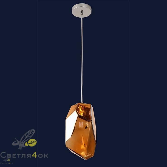 Светильник подвесной лофт 91603-1 RGD