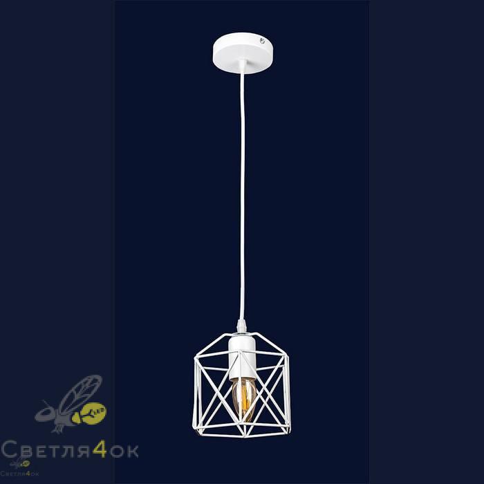 Светильник Лофт 756PR101F-1 WH
