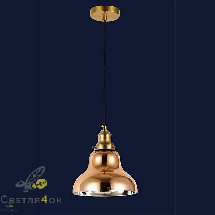 Светильник подвесной лофт 91602-1 RGD