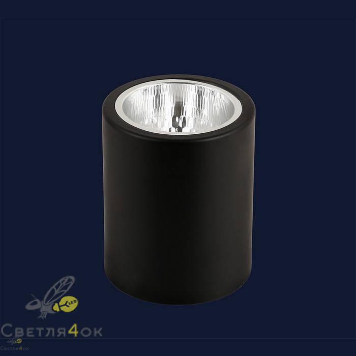 Светильник потолочный 90635-E27 BK