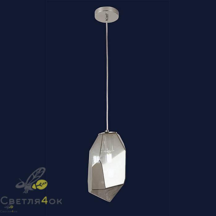 Светильник подвесной лофт 91603-1 BK