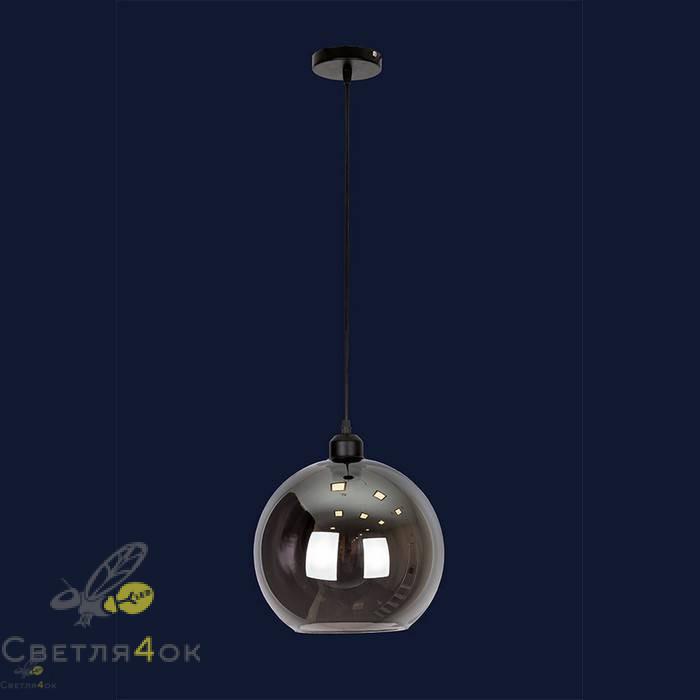 Подвесной светильник 91611F-1 BK