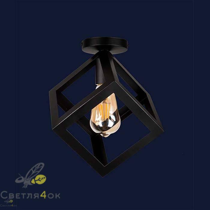 Светильник 756XPR160F-1 BK