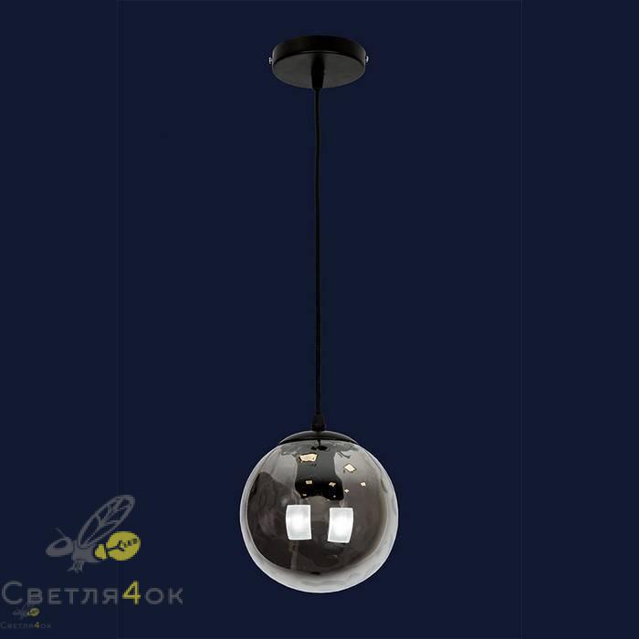 Подвесной светильник 91631F-1 BK