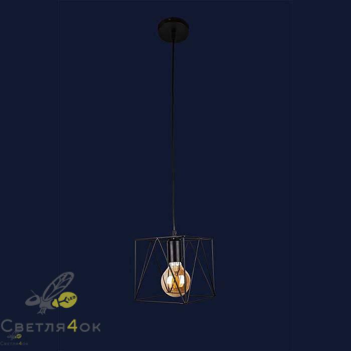 Светильник 756PR103F-1 BK