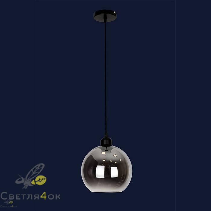 Подвесной светильник 91610F-1 BK