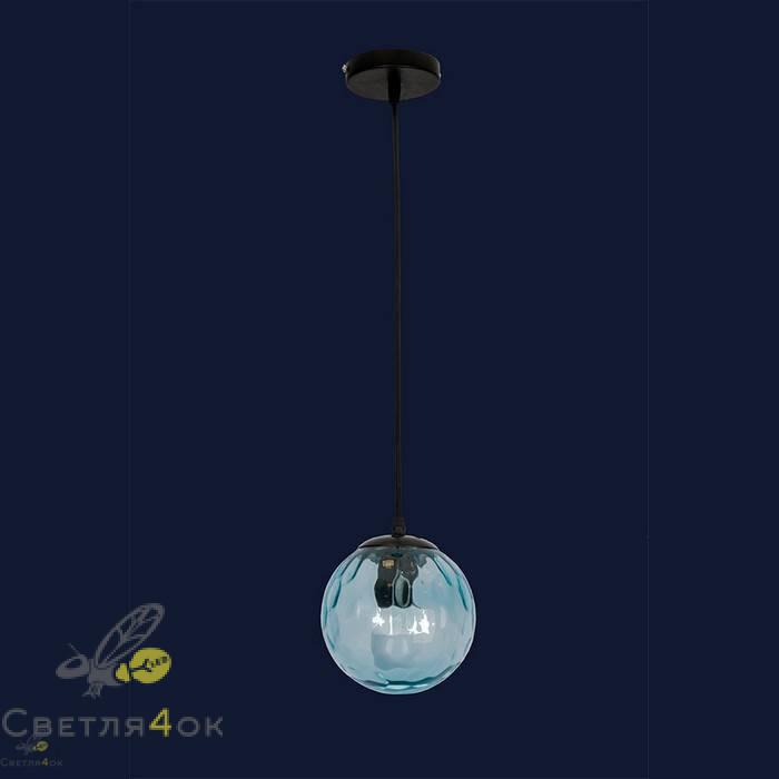 Подвесной светильник 91631F-1 BL