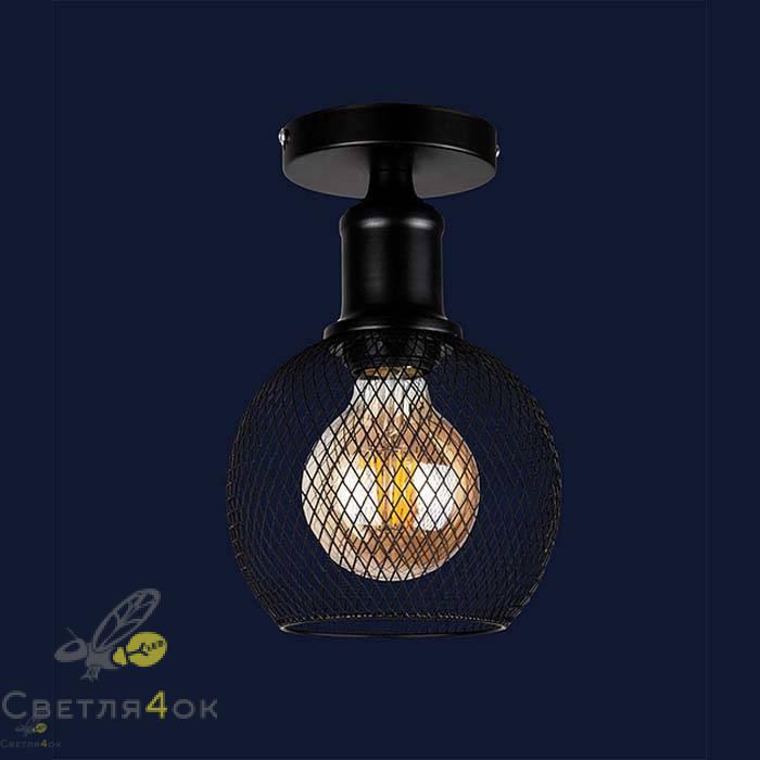 Светильник 907X011F-1 BK