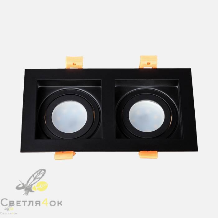 Точечный светильник 9055505 BK
