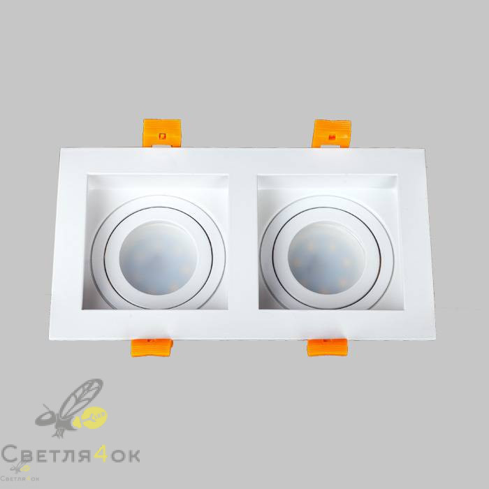 Точечный светильник 9055505 WH