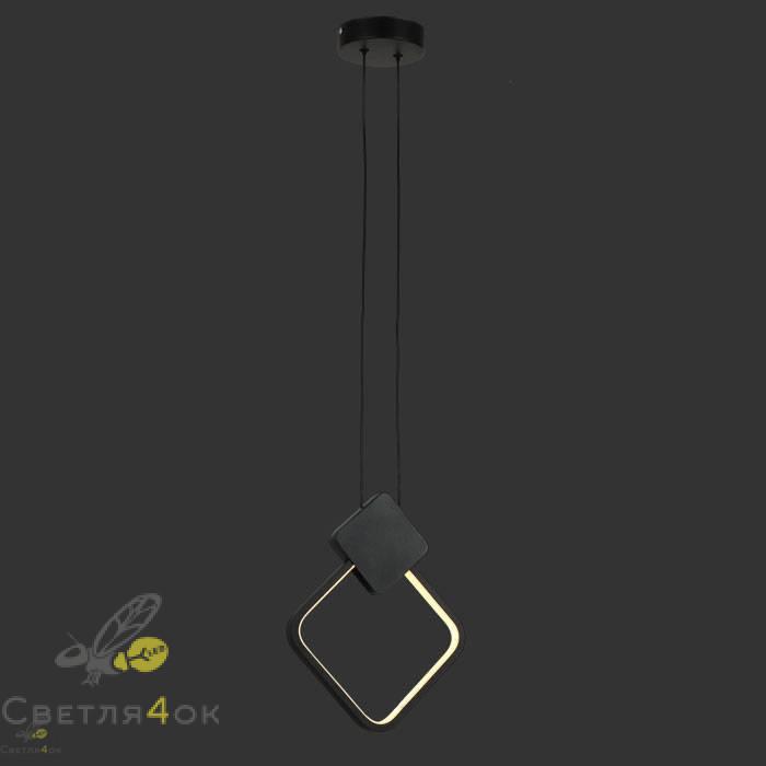 Подвесной светильник 761L177 BK