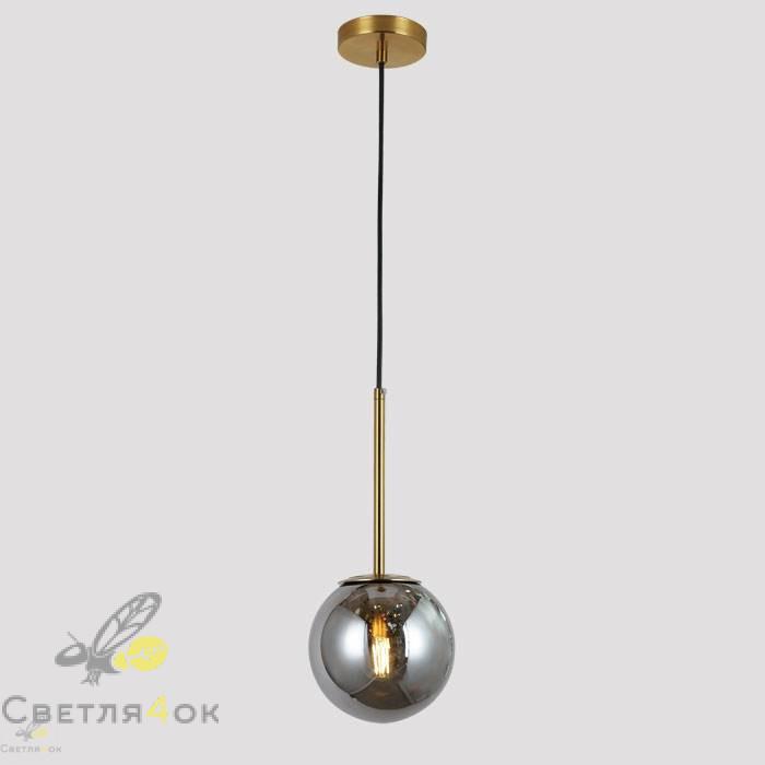 Подвесной светильник 9163415-1 BRZ+BK