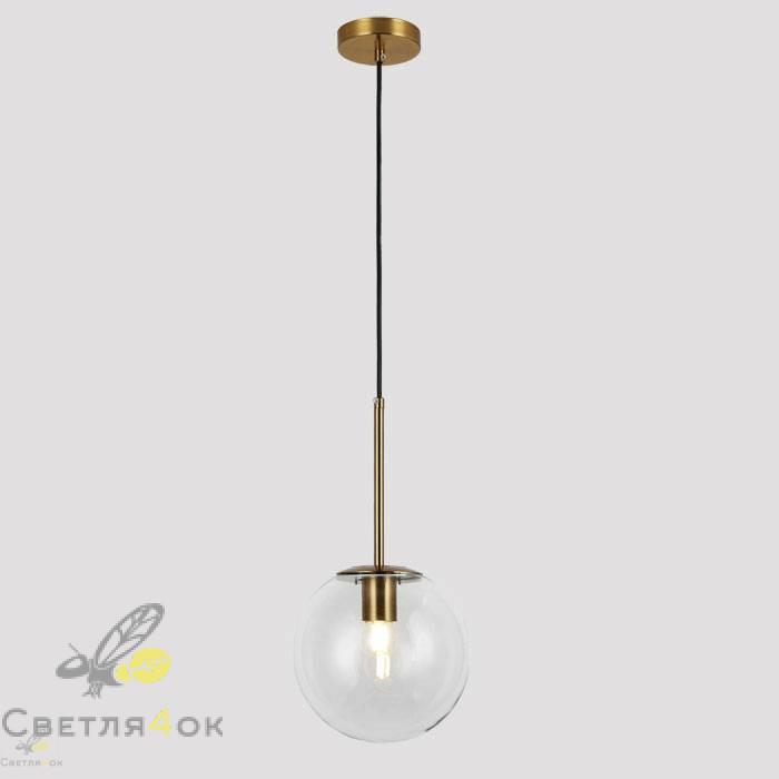 Подвесной светильник 9163420-1 BRZ+CL