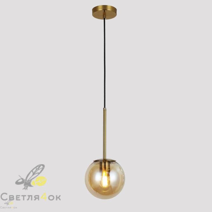 Подвесной светильник 9163415-1 BRZ+BR
