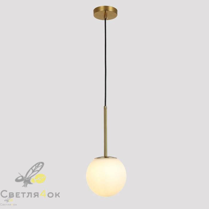Подвесной светильник 9163415-1 BRZ+WH
