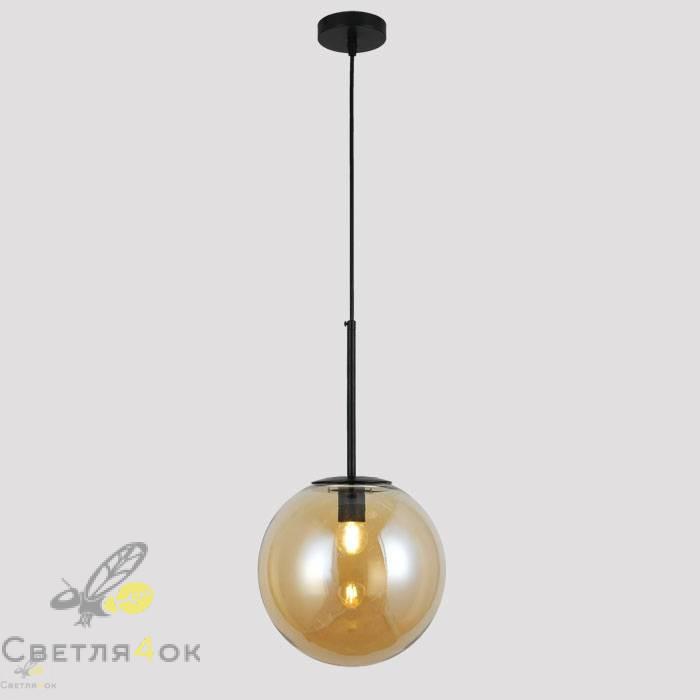 Подвесной светильник 9163425-1 BK+BR
