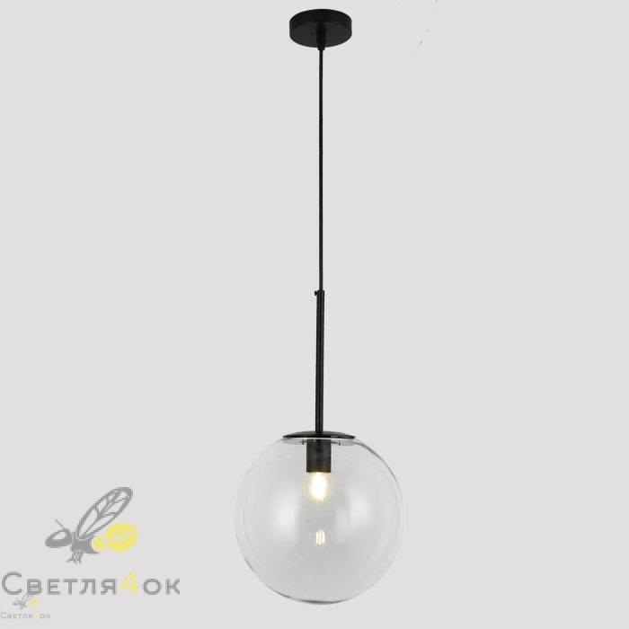 Подвесной светильник 9163425-1 BK+CL