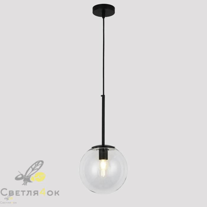 Подвесной светильник 9163420-1 BK+CL