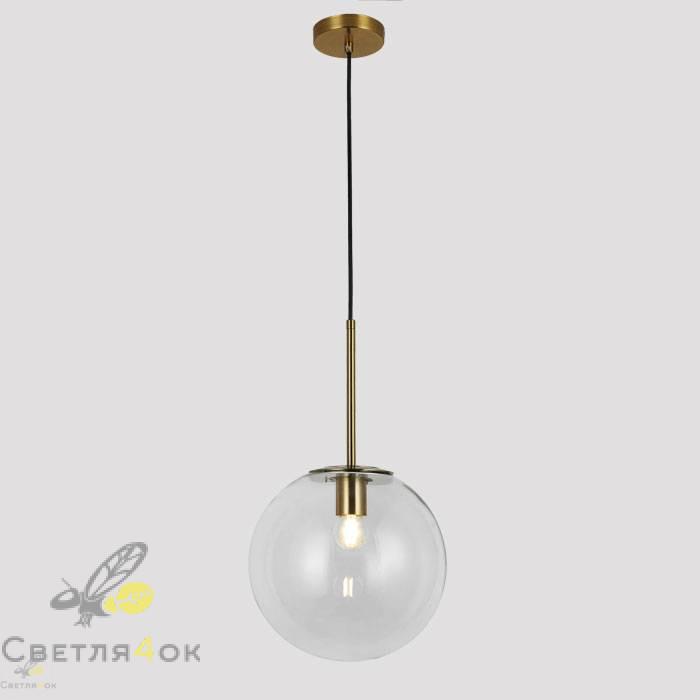 Подвесной светильник 9163425-1 BRZ+CL