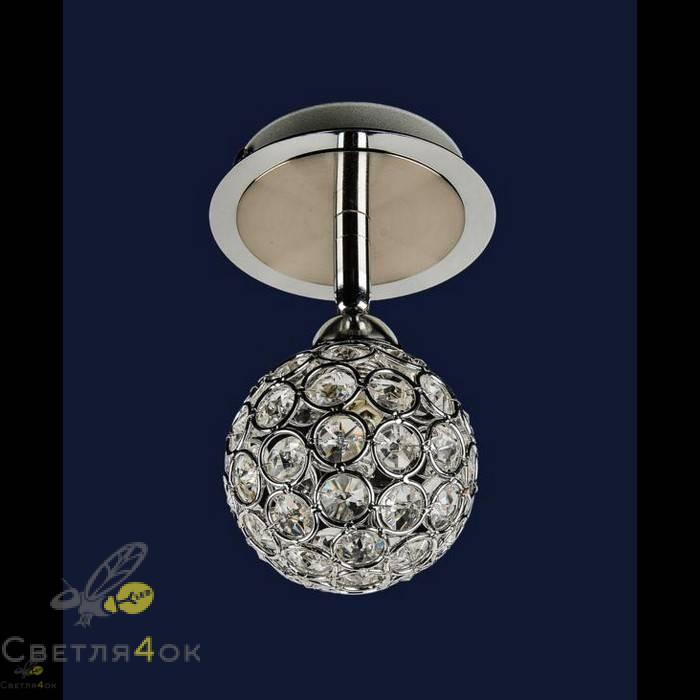 Накладной светильник 712A3606-1 CH/CL